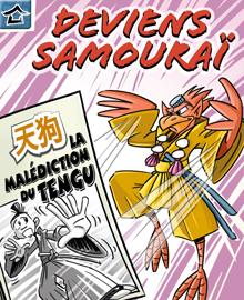 Deviens samouraï!