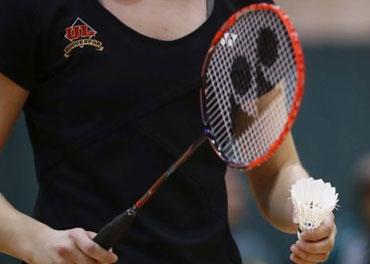 Le Rouge et Or badminton