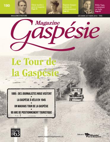 No. 190 - Le tour de la Gaspésie