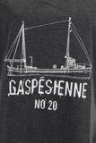 T-shirt La Gaspésienne #20 pour femme