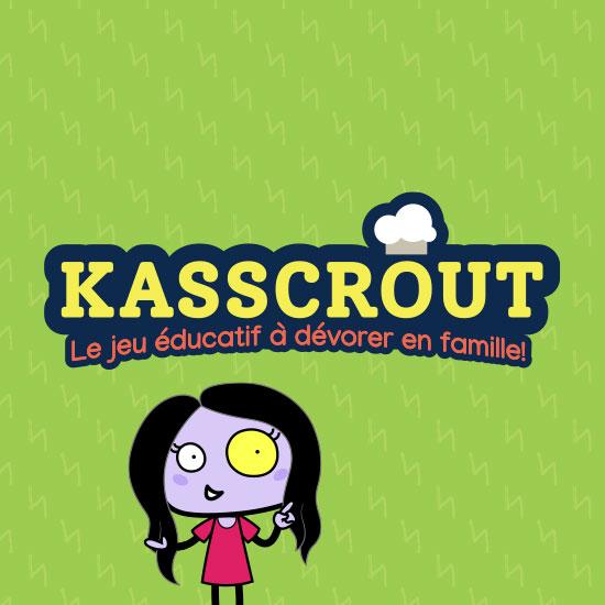 Kasscrout - Le jeu à dévorer en famille